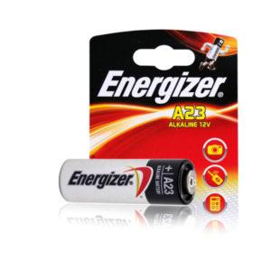 Батарейка Energizer Alkaline 23AE 12V BL1 (10) [MN21/V23GA/LRV08] БЗ000015