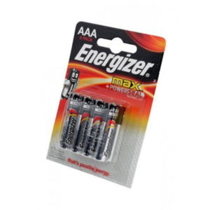 Батарейка Energizer Alkaline Power LR03/ААA BL4 (48) БЗ000084