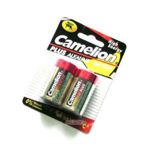 Батарейка Camelion Plus Alkaline LR14/С BL2 (12) [LR14-BP2] БЗ000237