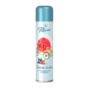 Освежитель воздуха аэрозоль «Romantica Дикие ягоды (Wild berries)» 300мл. (1/12) БЗ000852