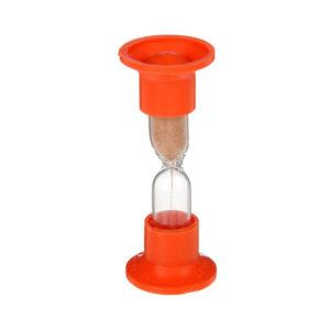 Часы песочные круглые 20мин. ЧПН-20, в пакете, 20.5×4.5×4.5 см (1/20) БЗ001593