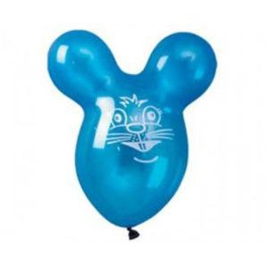 Gemar balloons Шар фигура 26″/65см 25шт. Фигура Мышь 1 пастель, ассорти (25/3000) [GPF020] БЗ002871
