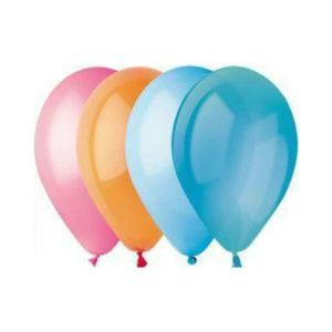 Gemar balloons Шар 5″/13см 100шт. Пастель ассорти (100) [art.05801,А50/80, А50 ASS] БЗ003182