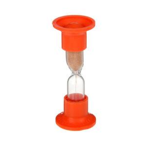Часы песочные круглые 02мин. ЧПН-2, в пакете, 11×4.5×4.5 см. (1/50) БЗ003796