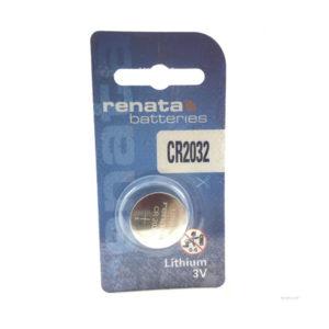 Батарейка Renata Lithium CR2032 3V BL1(10/400) [0623] БЗ003919