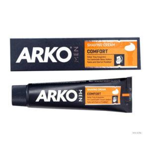 Крем для бритья ARKO MEN COMFORT «Комфорт» 65гр./61мл. инд.упаковка (1/12) БЗ004358