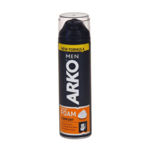 Пена для бритья ARKO MEN Foam Comfort «Комфорт» 200 мл. (6/24) БЗ004359