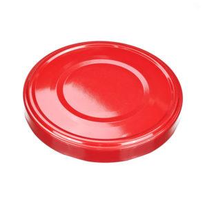 Крышка металлическая винтовая россыпью тип III-58 Твист-Офф, цвет Красный, 50шт. (50/1200) БЗ004586