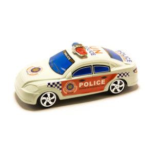 Автомобиль спец. инерционный 16 см «Полиция» арт.DYB168-4 цвет микс, 16х7.5х6см, в пакете (1/50) БЗ004594