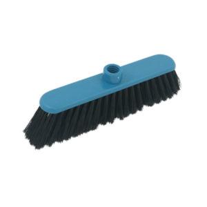 Щётка для пола без черенка «Агата» пластиковая, 26х5х10см, ворс 7 см (1/18) БЗ004705