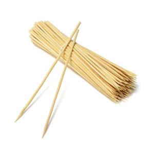 Шампуры бамбуковые (Стеки) 100шт. 3х20см «Уралпак» пакет (100) БЗ004828