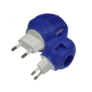 Электрофумигатор универсальный «ОБОРОНХИМ» арт.L-002, индикатор, керамический нагревательный элемент, поворотная вилка, 220В (1/100) БЗ004842