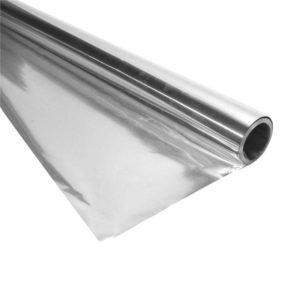 Фольга алюминиевая гладкая пищевая 29см х 3м 9мкм «Запекайка» арт.ФЛГ 21156 (1/40) БЗ004884