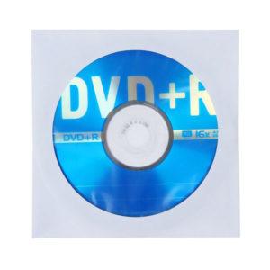 Диски DVD-R SmartTrack 16x/4.7Gb/120min (конверт) (100) БЗ005323
