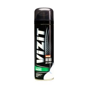 Пена для бритья «VIZIT» с экстрактом Ромашки, 225 мл., для ухода за чувствительной кожей (1/12) БЗ005476