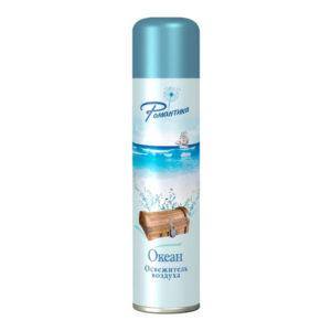 Освежитель воздуха аэрозоль «Romantica Океан (Ocean)» 300мл. (1/12) БЗ005492
