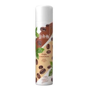 Освежитель воздуха аэрозоль «До-Ре-Ми Аква Плюс (Кофе с молоком)» 350мл. (12) БЗ005513