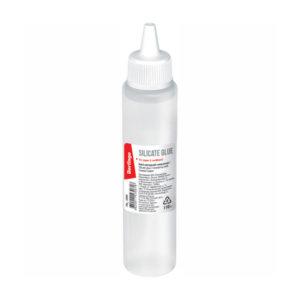 Клей силикатный «Berlingo» арт.FNs_10000, 110 гр., пластиковый флакон с завинчивающимся колпачком, для склеивания бумаги и картона (1/24) БЗ005597