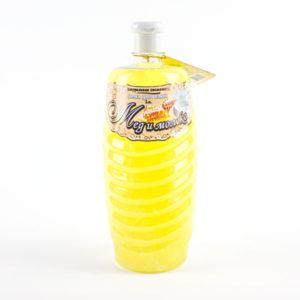 Пена для ванн «Натуральная косметика», Мед и Молоко, 1 л. (1/8) БЗ005627