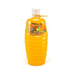 Пена для ванн «Натуральная косметика», Апельсин, 1 л. (1/8) БЗ005631