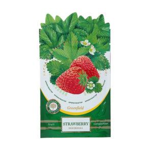 Greenfield ароматизатор-освежитель «Фруктовая композиция», запах Земляника, Strawberry, БХ-38, (1/40) БЗ005673