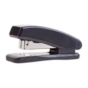 Степлер «OfficeSpace» скоба 24, на 20 листов, пластиковый корпус, черный, арт. St309_1869BK (1/12) БЗ005693