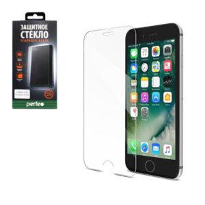 Защитное стекло «Perfeo» для iPhone 5/5C/5S (1) БЗ006166