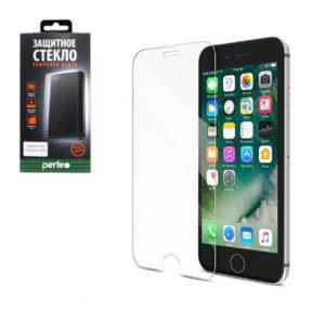 Защитное стекло «Perfeo» для iPhone 6/6S (1) БЗ006169
