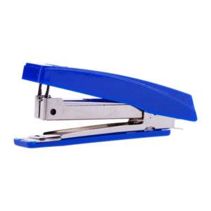 Степлер «OfficeSpace» скоба 10, на 12 листов, пластиковый корпус, синий, арт.St210BU_1297 (1/12/288) БЗ007258