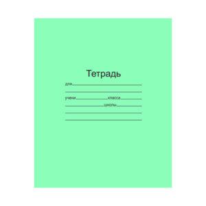 Тетрадь 24л. клетка «Маяк канц», арт.Т5024Т2 ЗЕЛ 5Г (40/160) БЗ007263