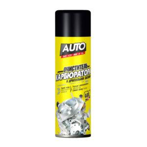 AutoMobil Очиститель карбюратора, 440мл. (1/12) БЗ007583