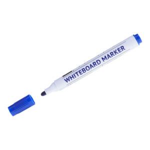 Маркер для флипчарта OfficeSpace НЕперманентный, синий, пулевидный, 2,5мм WBM_9497 (1/12) БЗ007811