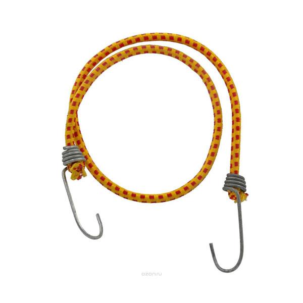 Резинка для крепления багажа с металлическим крюком 1.7м, арт.S-20076, цвет микс (20/240) БЗ007909
