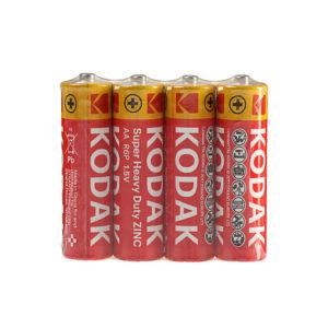 Батарейка Kodak Super Heavy Duty R6/АА BL4 (80/400) БЗ007979