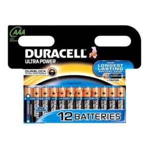 Батарейка DURACELL ULTRA LR03/ААА BL12 (12/144) БЗ007986