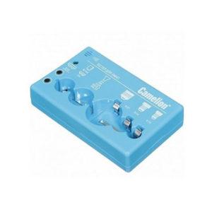 Тестеры для ламп Camelion д/цоколей G13,G5,G4,G5.3,G6.35,B15d,E27,E14,E10, звуковой сигнал (1) БЗ008050