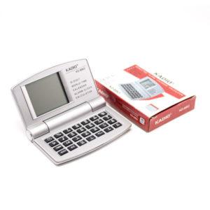 Калькулятор малый KD8863 с будильником БЗ008129