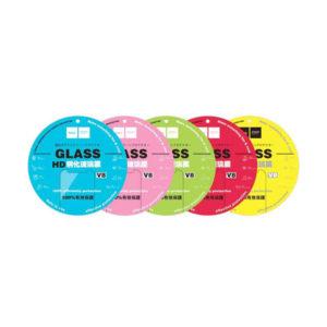 Защитное стекло «HOCO» для iPhone 6/6S, 0.33 мм., 2D, глянцевое (1) БЗ008145