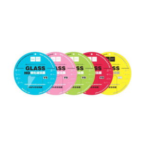 Защитное стекло «HOCO» для iPhone 7/8 Plus, 0.33 мм., 2D, глянцевое (1) БЗ008146