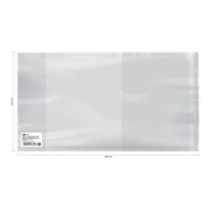 Обложка универсальная для дневников и тетрадей, ArtSpace, формат А5, с липким слоем, 210×380мм. 80 мкм. (50) БЗ008311