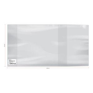 Обложка универсальная для учебников, ArtSpace, прозрачная, 233×450мм. 150 мкм. ПВХ (50) БЗ008313