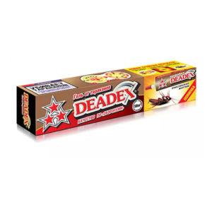 ОБОРОНХИМ Гель для уничтожения тараканов DEADEX-ГЕЛЬ шприц, морозоустойчивый -30, красный колпачек,30гр.(48) БЗ008414