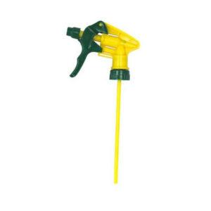 Насадка для пульверизатора «Триггер» арт.0605, 36см. пластик, цвет жёлто-зеленый (1/500) Г0000605