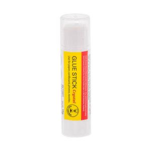 Клей-карандаш 15гр. Erich Krause «Cristal» без цвета, без запаха (1/30) Г0000828