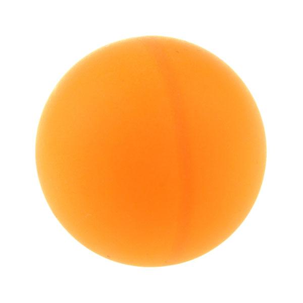 """Мяч для настольного тенниса 40мм оранжевый по 150шт. """"No name"""" арт.SS141-435F (150/3000) Г0000959"""