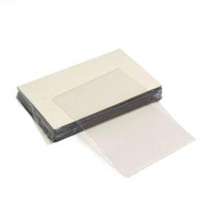 Обложка ПВХ «Для внутренних листов паспорта» прозрачная, арт.1361.К,127х87мм(60/6000) О0000031