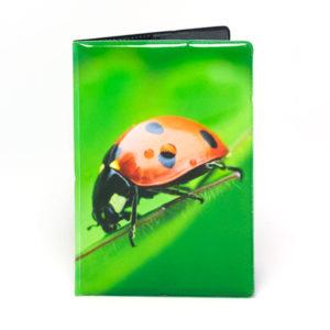 Обложка на паспорт ПВХ тиснение «С фотопечатью» арт.ОД5-15, инд.упаковка (10/250) О0000080