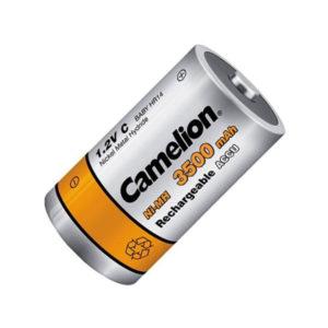 Аккумулятор Camelion R14/С 3500mAh Ni-Mh BL2 (12/120) [NH-С3500BP2] О0000119