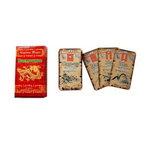 Карты гадальные Таро подарочные «Восточное» красные,64 карты, 113х63мм (80) О0000159