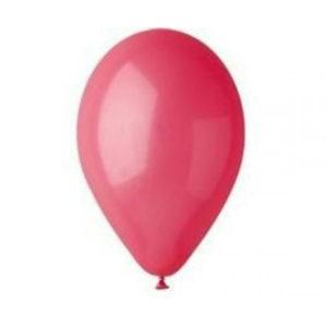 Gemar balloons Шар 10″/26см 100шт. Пастель Красный (Red) (100) [art.09451, G90/05] О0000361